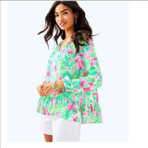 Lilly Pulitzer Tensley Top XS